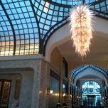 Photo taken at Four Seasons Hotel Gresham Palace Budapest by Kerem E. on 12/1/2012