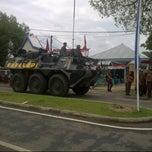 Photo taken at Jl Bandar Udara Hasanuddin - Mandai, Makassar, Sulawesi Selatan 90552 by Rivai B. on 2/19/2014