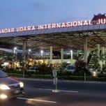 Photo taken at Juanda International Airport (SUB) by Putri P. on 12/10/2012