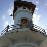 Photo taken at ประภาคารบางเบ้า (Bang Bao Lighthouse) by Aleksander K. on 11/7/2012