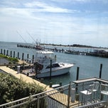 Photo taken at The Shark on the Harbor by Susan on 5/13/2013