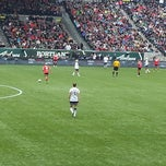 Photo taken at Providence Park by John K. on 4/21/2013