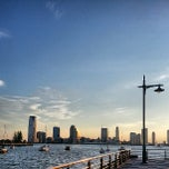 Photo taken at Pier 25 — Hudson River Park by Justin S. on 6/16/2013
