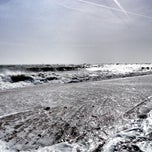 Photo taken at Südspitze Sylt by Markus R. on 3/19/2014