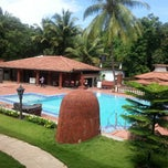 Photo taken at Leoney Resort Anjuna by Suri M. on 9/6/2013