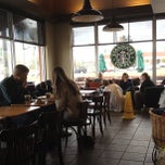 Photo taken at Starbucks by Lici B. on 3/11/2013