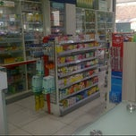 Photo taken at Kimia Farma by mettsoed on 9/8/2013