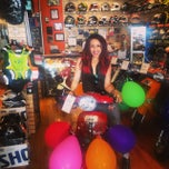 Photo taken at Cycle Therapy by Samia on 8/27/2014
