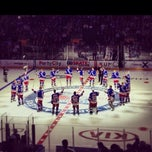 Photo taken at Madison Square Garden by Abraham L. on 11/17/2013