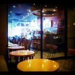 Photo taken at TULLY'S COFFEE トレアージュ白旗店 by Rumi _. on 1/25/2013