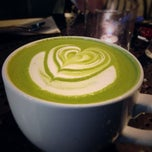 Photo taken at Urth Caffe by Dan L. on 4/3/2013