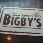Photo taken at Bigby's Café & Restaurant by Pamela S. on 11/4/2012