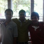 Photo taken at NIBM Canteen by Vibhavi R. on 1/8/2013