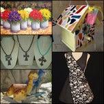Photo taken at Dallas Handmade Arts Market by Dallas Handmade Arts Market on 7/18/2014