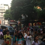 Photo taken at Seoul Street (shoes Market) by Raul U. on 7/29/2013