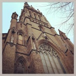 Photo taken at St. Michael's Cathedral by Santiago B. on 2/20/2013