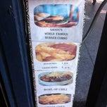 Photo taken at Sandy Burger by Michael W. on 4/2/2013