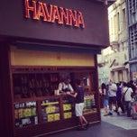 Photo taken at Havanna by Gibson on 11/3/2012