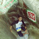 Photo taken at Hira' Caves, Jabal Noor, Mecca by Ghazi A. on 3/10/2014
