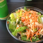 Photo taken at Day Light Salads by Jon on 3/27/2013