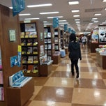 Photo taken at ジュンク堂書店 那覇店 by Chiemi on 7/13/2013