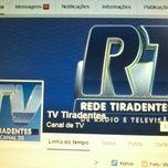 Photo taken at Rede de Rádio e Televisão Tiradentes (CBN Manaus) by PryGuimarães on 4/10/2015