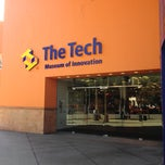 Photo taken at The Tech Museum of Innovation by Jihoon R. on 2/14/2013