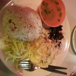 Photo taken at Nai Nuk Seafood Restaurant by Amirul A. on 8/12/2014