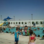 Photo taken at Ascarate Park pool by Gloria on 6/23/2013