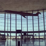Photo taken at Terminal 2 Aeroport de València (VLC) by Liis S. on 8/4/2013