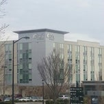 Photo taken at Aloft Charlotte Ballantyne by Mike on 3/10/2013