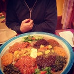 Photo taken at Assab Eritrean Restaurant by Jess H. on 5/1/2013