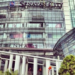 Photo taken at Senayan City by pranata b. on 6/23/2013