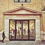 Photo taken at Apple Store, SoHo by Sheryl Mae on 9/18/2012