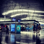 Photo taken at Tan Son Nhat International Airport (SGN) Sân Bay Quốc Tế Tân Sơn Nhất by Muhammed Fitry on 5/30/2013