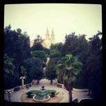 Photo taken at Jardin De Campoamor by José Ángel C. on 11/17/2012