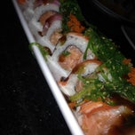 Photo taken at Kaffas Sushi by Layjoas M. on 11/23/2013