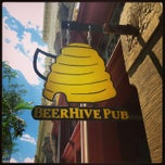 Photo taken at Beer Hive Pub & Grill by Rachel F. on 6/13/2013