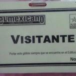 Photo taken at Periodico El Mexicano by Armando Zea E. on 6/20/2013