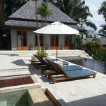 Photo taken at Nakamanda Resort And Spa Krabi by Vivi on 6/29/2013