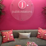 Photo taken at J Public Relations by Kristin on 5/8/2013