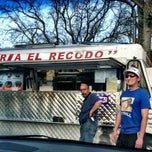 Photo taken at Taqueria El Recodo by David P. on 4/11/2013