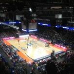 Photo taken at Arena Nürnberger Versicherung by Sabrina on 1/19/2013