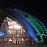 Photo taken at Clyde Auditorium by Diego P. on 11/2/2012
