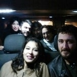 Photo taken at Beşiktaş - Taksim Dolmuş Durağı by Bolat B. on 11/2/2014