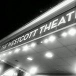 Photo taken at Westcott Theater by Ashley E. on 9/29/2012