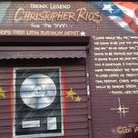 Big pun memorial mural west bronx bronx ny for Big pun mural bronx