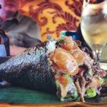 Photo taken at Temaki Fry by Carol C. on 12/17/2012