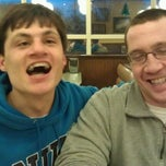 Photo taken at Friendly's by Andrew F. on 12/12/2012