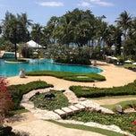 Photo taken at Thavorn Palm Beach Resort by Nataliya on 1/27/2013